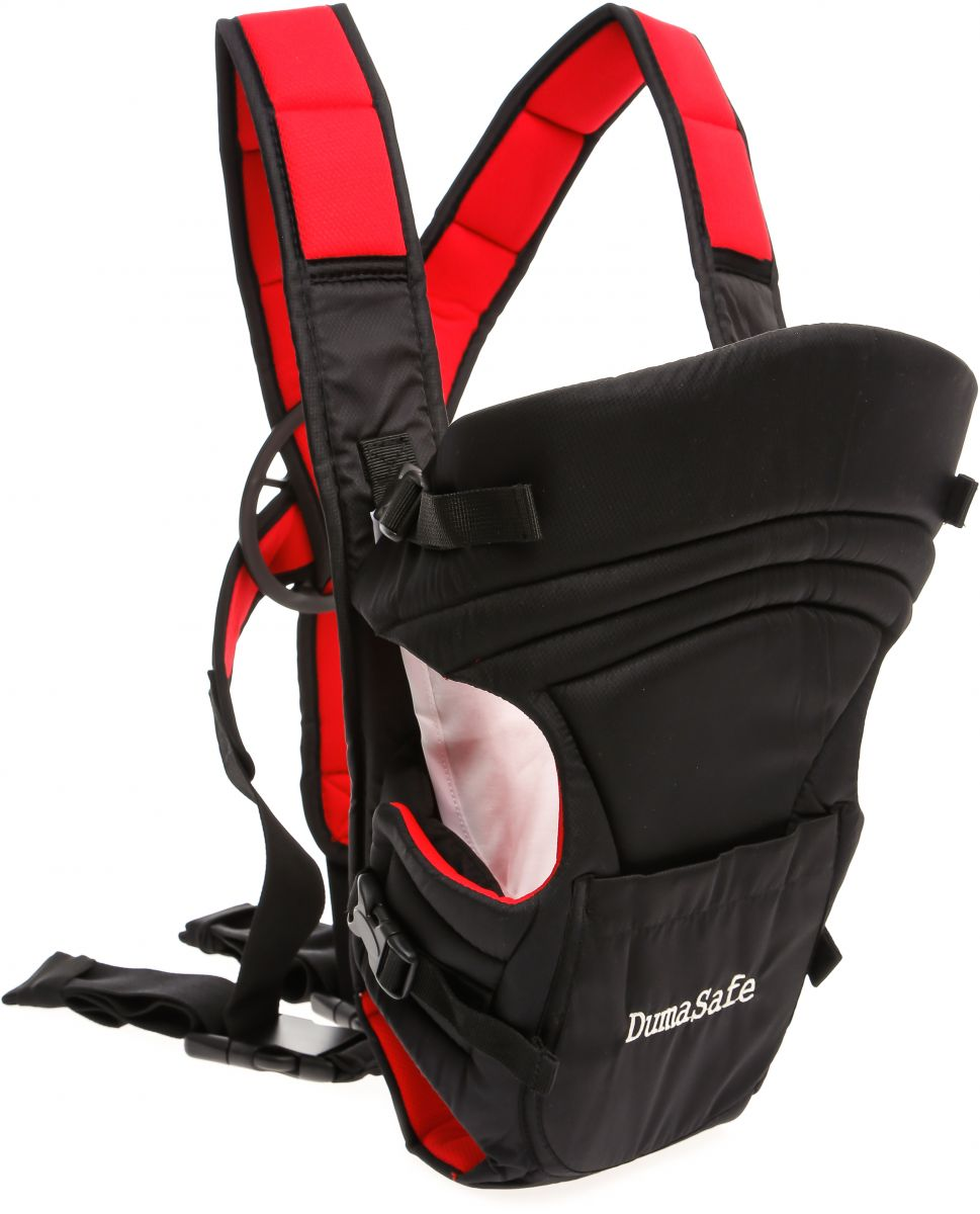 Baby Carrier (Black/Red)